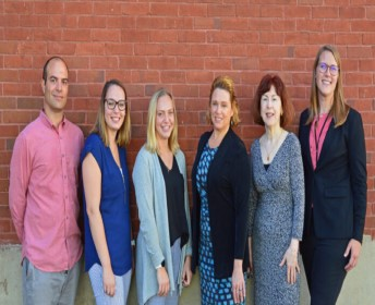 Dr. Resnik and her study team.