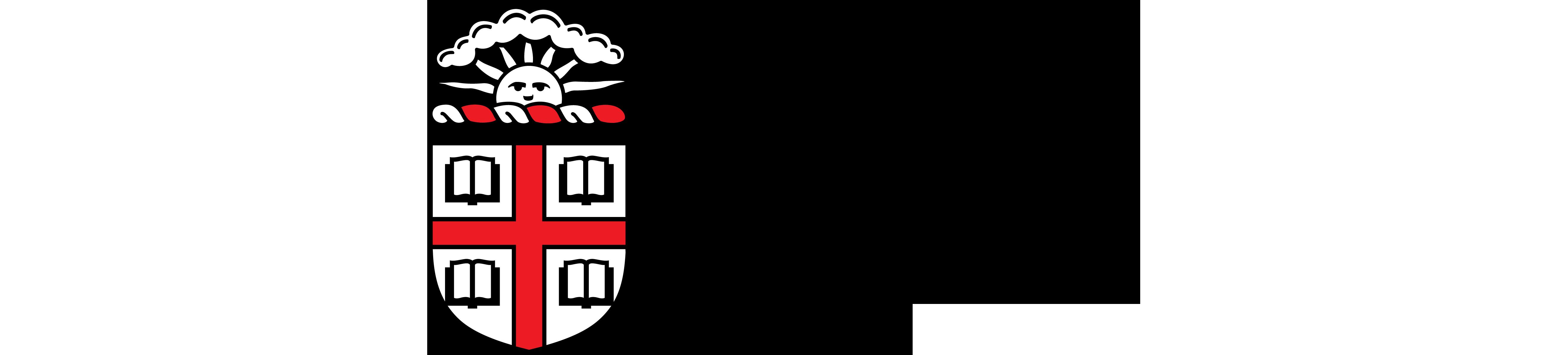 Brown University crest.
